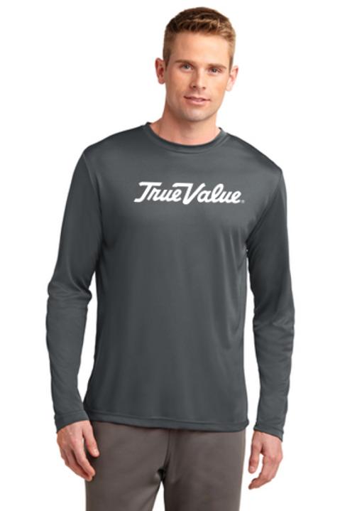 Sport-Tek Adult Long Sleeve PosiCharge ® Competitor™ Tee