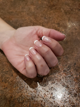 French Shellac by Carly