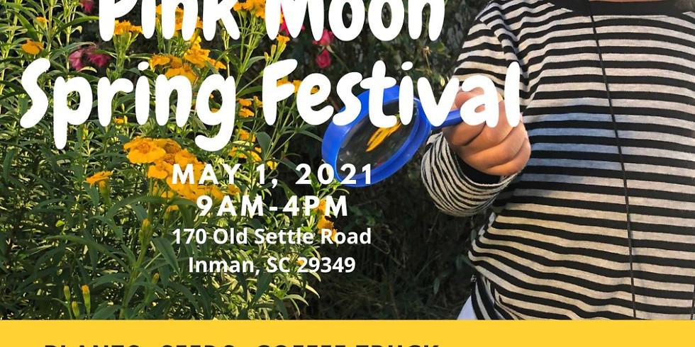 Pink Moon Spring Festival