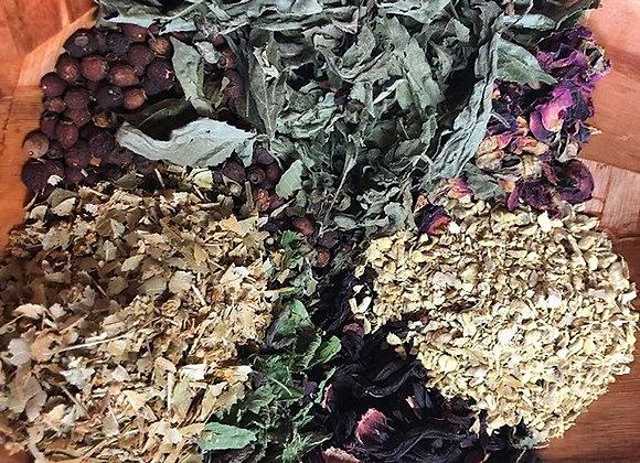 Herbal Blends for Tea