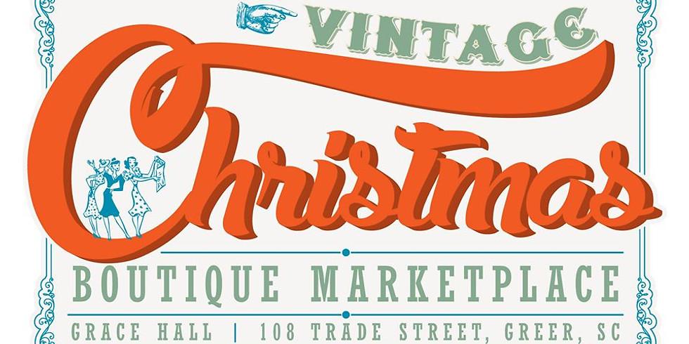 Vintage Christmas Fest Greer