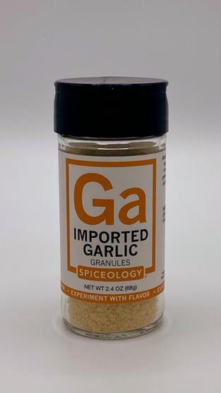 Imported Garlic - Granules