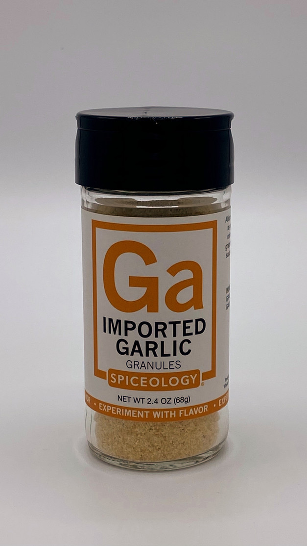 Imported Garlic - Granules