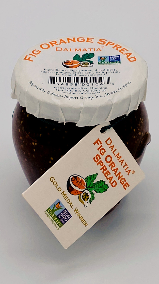 Dalmatia Fig Orange Spread