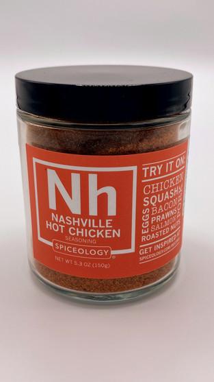 Nashville Hot Chicken - Seasoning