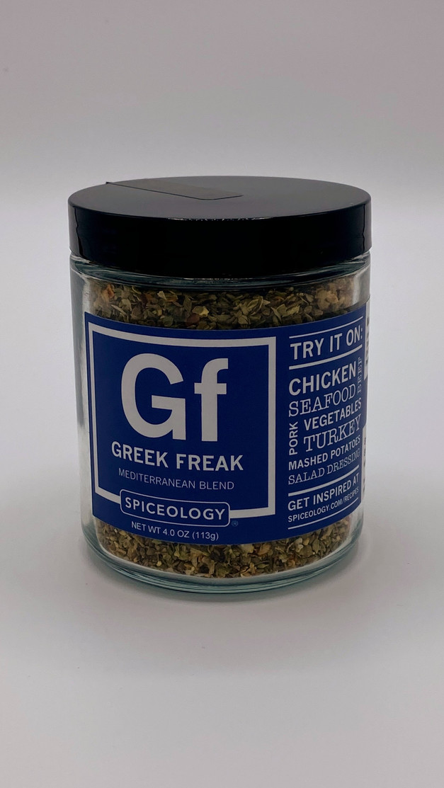 Greek Freak - Mediterranean Blend