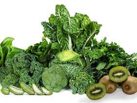 Top 10 meest gezonde groene groenten en fruit