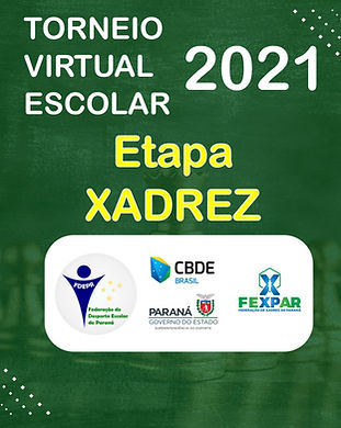 logo torneio virtual escolar