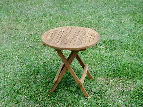 Round Folding Picnic Table