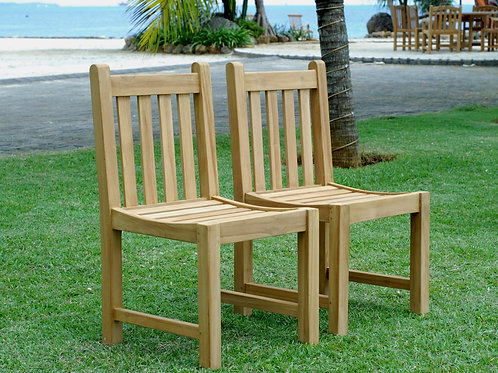 Straight Back Side Chair