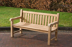 Shakespeare bench