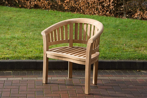Peanut chair