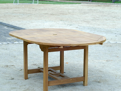 Oval Extending 120cm-180cm Table