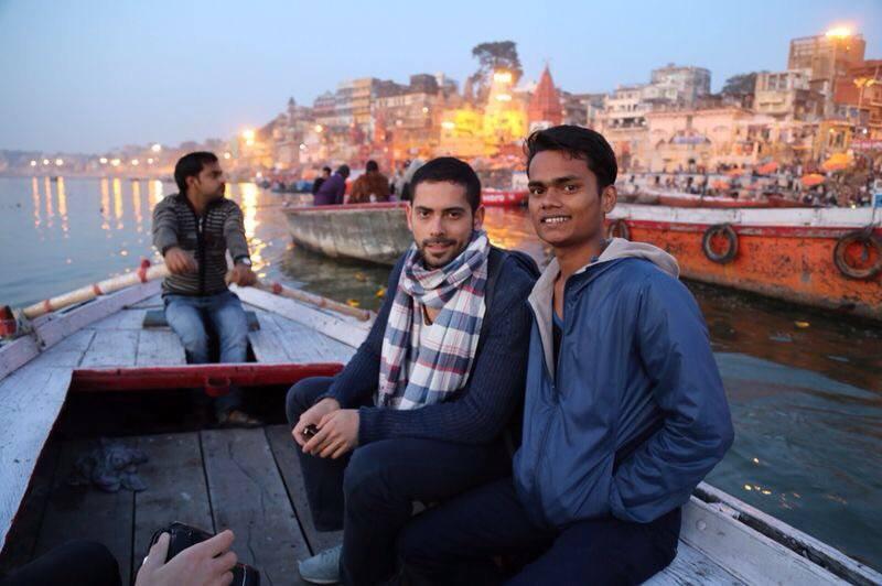 Tour Guide Manjeet