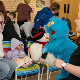 Children's Hospice show