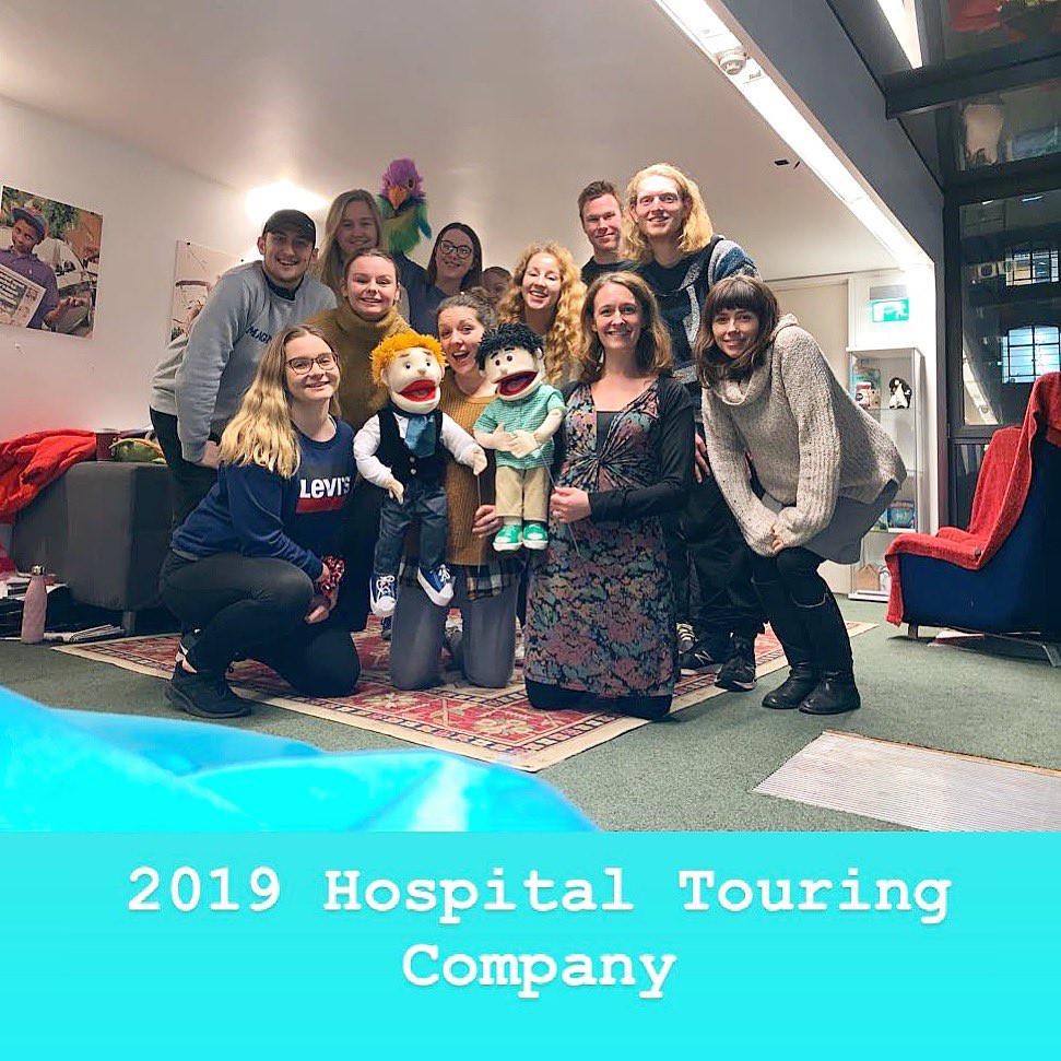 C4K Hospital Show Cast