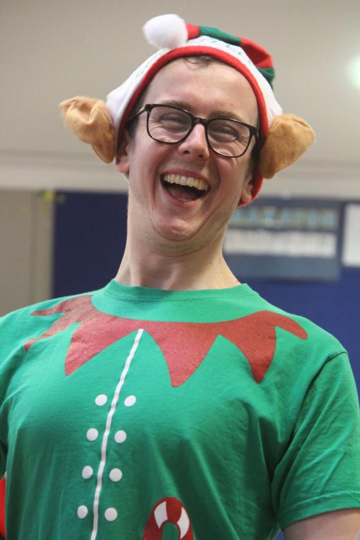 Elf + December = :D