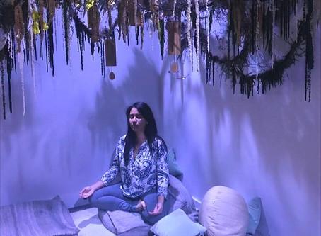 """Medita para: """"Cambia el tiempo y el espacio""""    Programa Inner, una formula para conectar con tú Ser"""