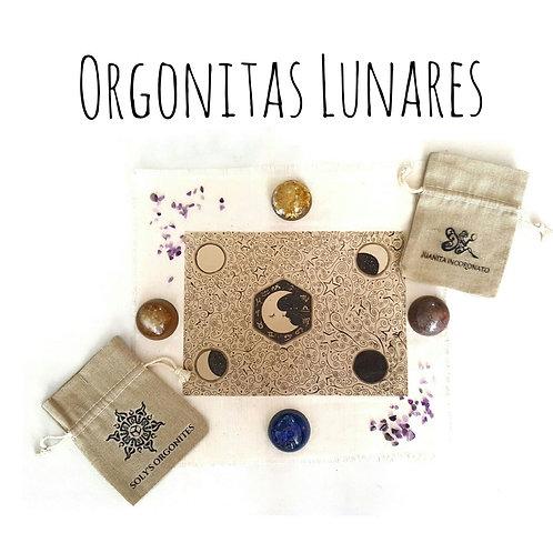 Orgonitas Lunares