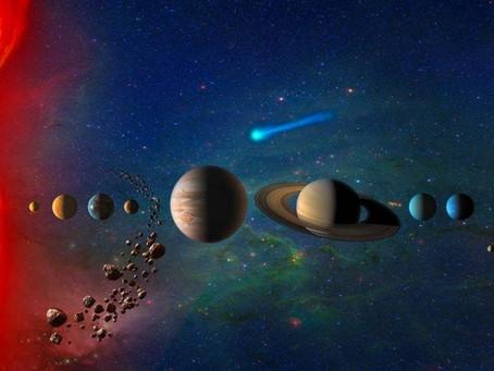 Curiosidades del Sistema Solar
