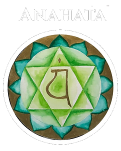 Anahata cuarto Chakra Juanita Incoronato