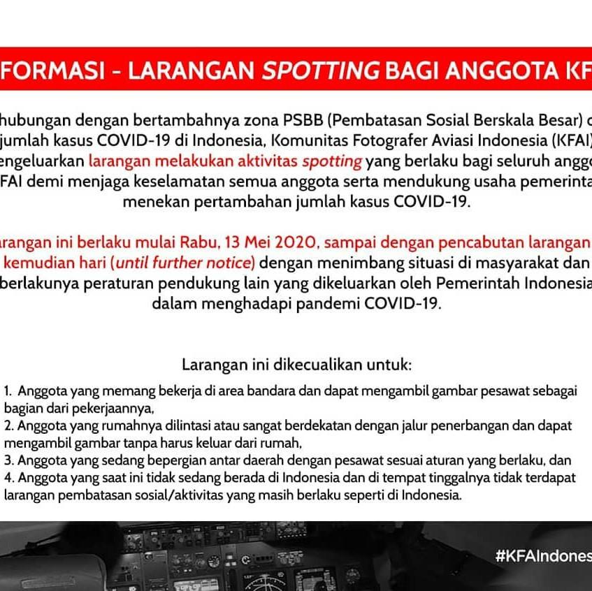 Sumber : Instagram @kfa_indonesia