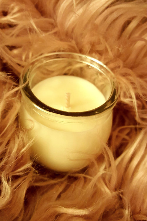 CUSTOMIZED Massage Oil Candle
