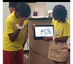 Students present architectural designs t