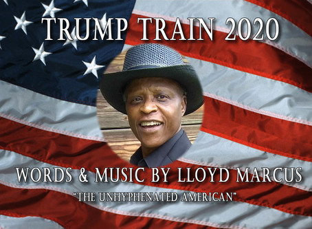 """Tribute to Lloyd Marcus – """"The Unhyphenated American"""""""