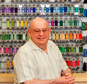 Needlepoint Designer David McCaskill