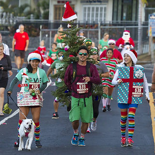 Christmas Runners