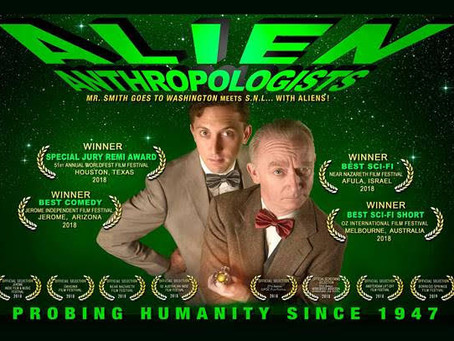 Alien Anthropologists on Amazon