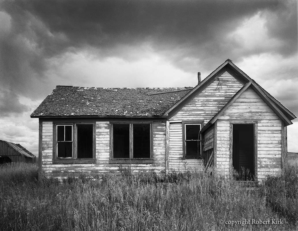 Abandoned House, Ashton, Idaho