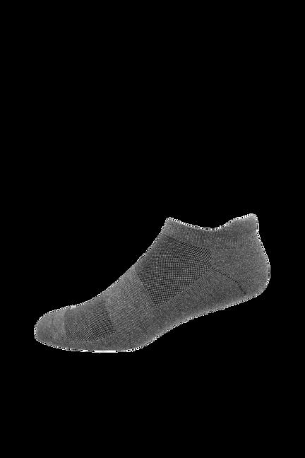 RC Grey Running Sock
