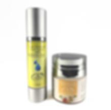 pure essentials serum and restorative fa