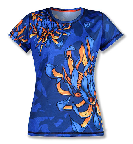 Women's INKnBURN Bloom Tech Shirt