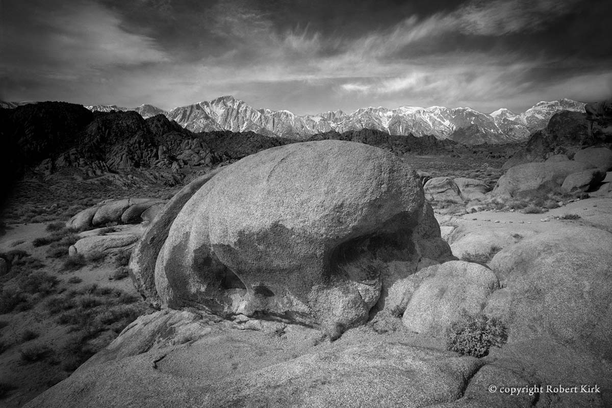 Eastern Sierra from Alabama Hills