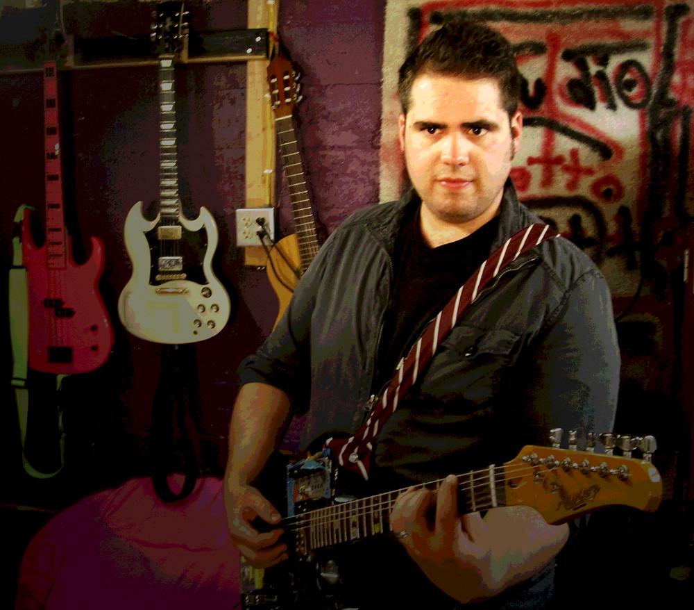 cover band johny goatzyn, third street underground, drummer