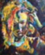 Waterloo, Artist, Choolee, KW, painting, impressionist, colorful