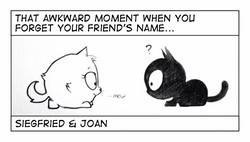Awkward Moments I