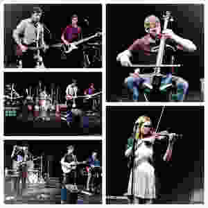 live music, performance, Flowers for Daniel, Safe As Houses, indie rock, Registry Theatre, Kitchener