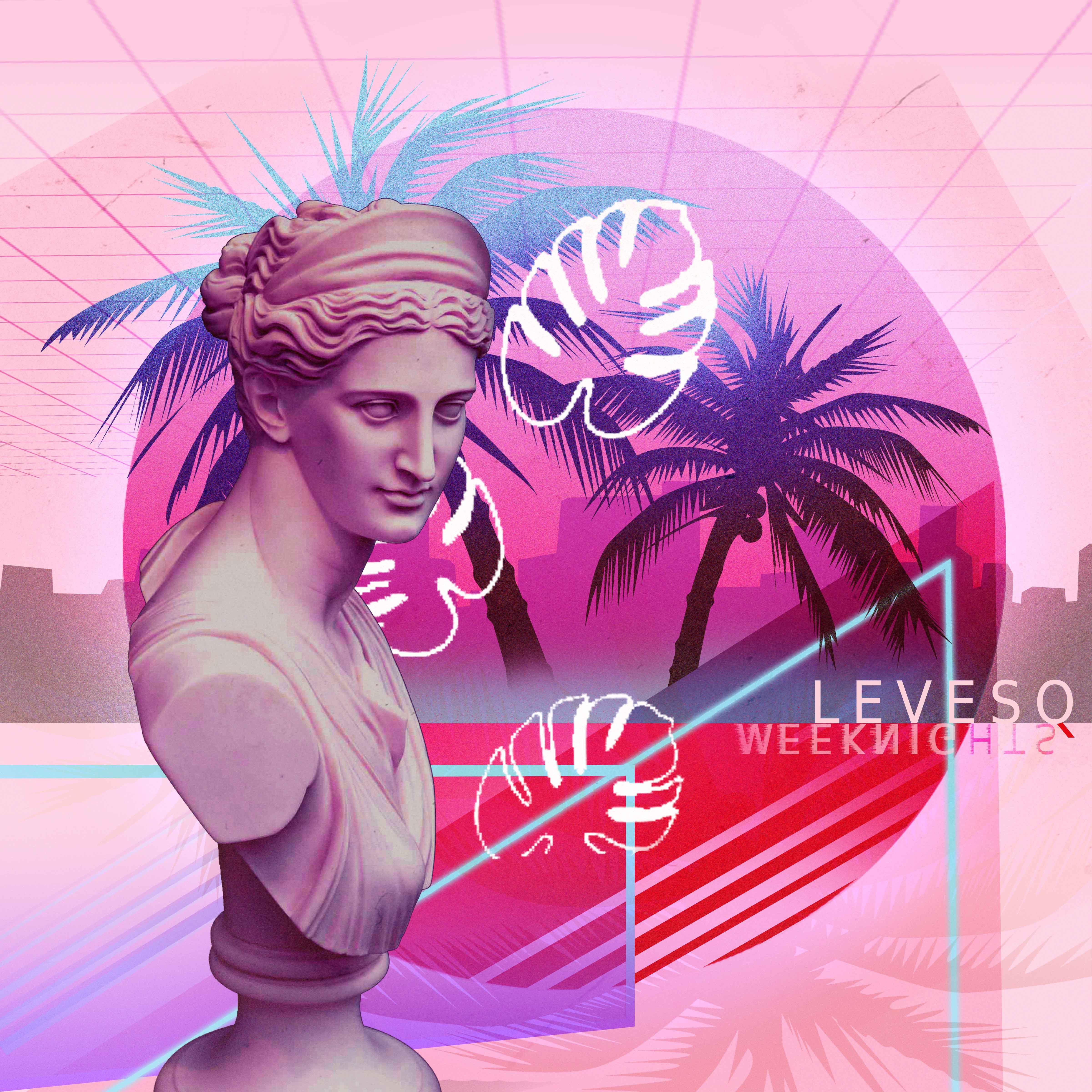 Vaporwave Album Concept
