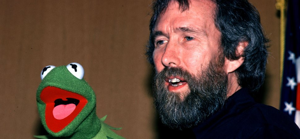 kermit the frog, jim henson, TED talk