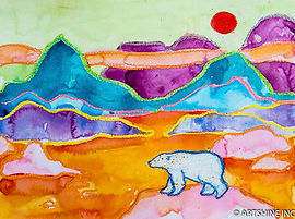 S1_W8_Ted Harrison Polar Bear.jpg