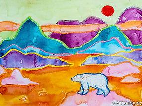 S1_W8_Ted Harrison Polar Bear.jpg