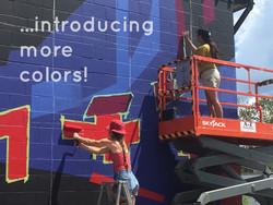 mural more colors