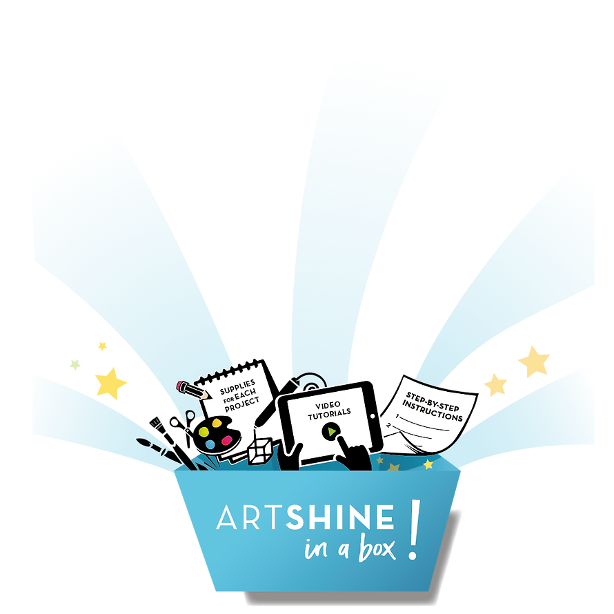 Artshine in a Box icons