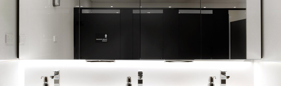 Stockland Amenities Refurbishment