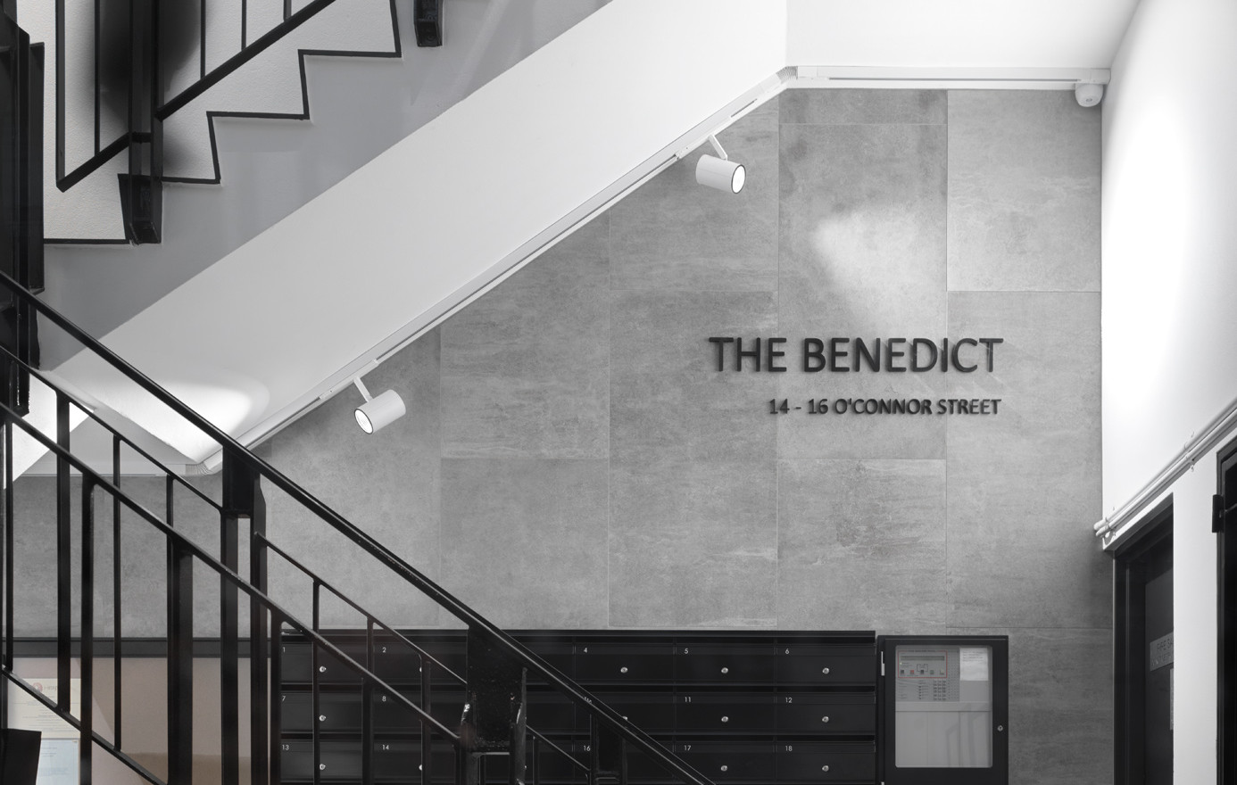 The Benedict - Strata Refurbishment