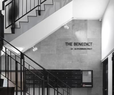 The Benedict - Strata Refurbishment
